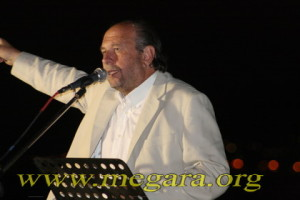 Εκλογές 2011, ομιλία στη Νέα Πέραμο Αττικής.