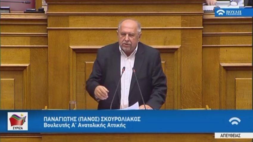 Συνταγματική Αναθεώρηση: Για την ψήφο των αποδήμων (video)
