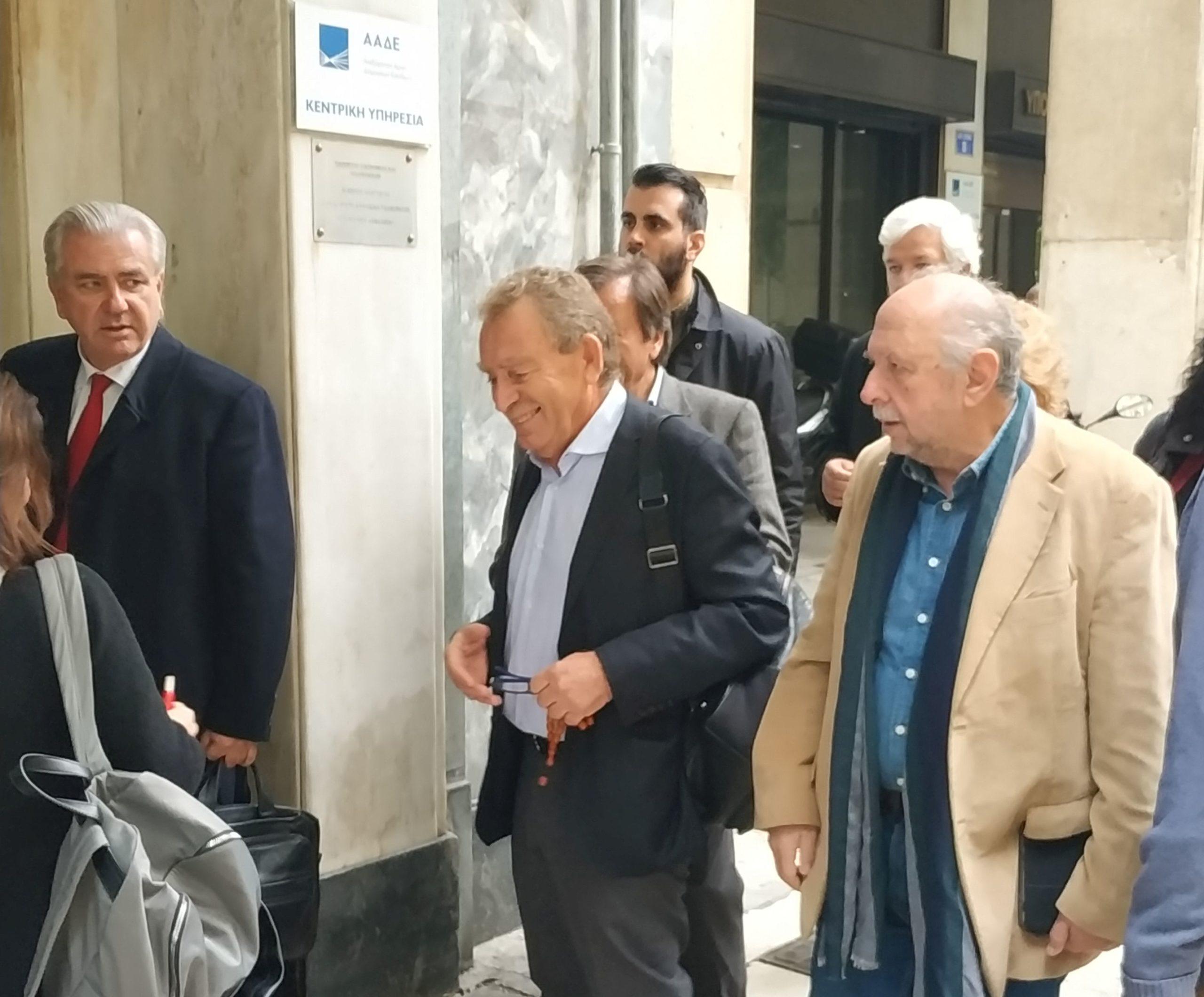 """Δήλωση του Πάνου Σκουρολιάκου, για την """"δυσκολία"""" του υφ. Οικονομικών Απ. Βεσυρόπουλου να δεχθεί τους Δημάρχους Λαυρεωτικής και Σαρωνικού"""