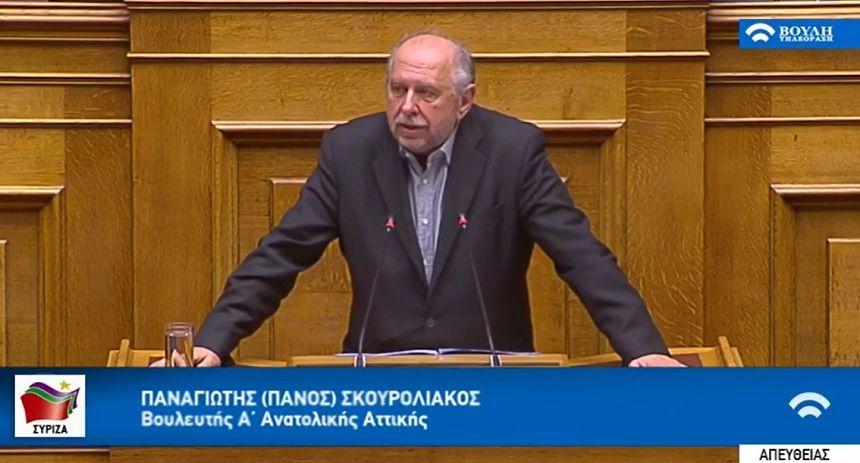 Σημεία της ομιλίας στην συζήτηση για τον προϋπολογισμό (βίντεο)