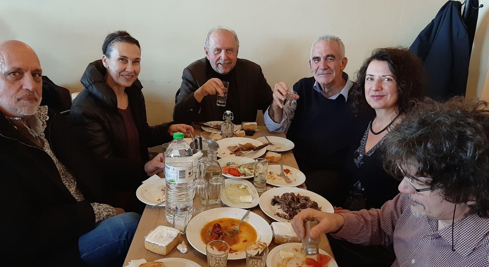 Στην ΟΜ Παιανίας – Γλυκών Νερών του ΣΥΡΙΖΑ